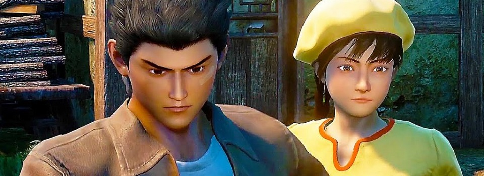 Shenmue 3 Pushed Back to Next Year, Again