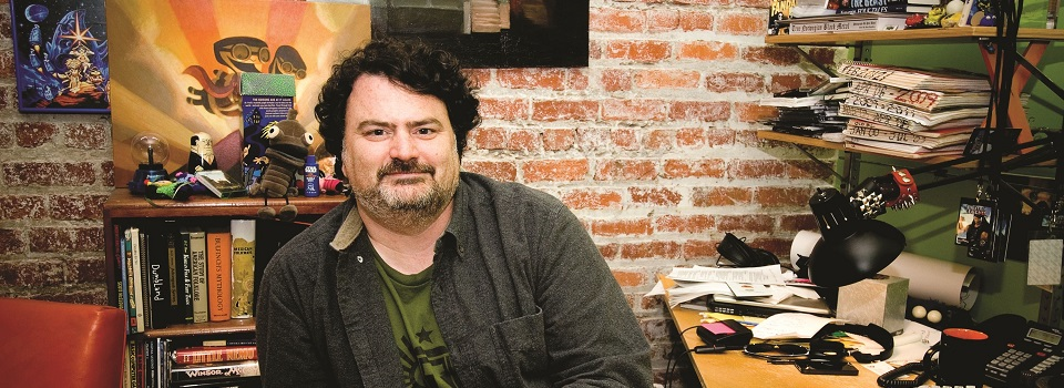 Tim Schafer Thinks His Greatest Game has Yet to be Made
