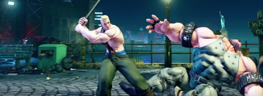 Cody Travers Returns to the Streets in Street Fighter V: Arcade Edition