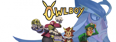 Owlboy Comes to the PlayStation 4