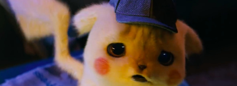 Not a Review, but a Concern about Detective Pikachu