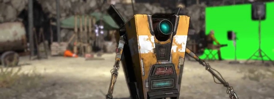 Claptrap Getting a New Voice Actor Digs Up New Drama for Gearbox CEO