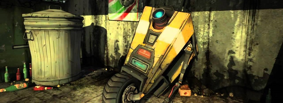 Former Claptrap Voice Actor Details Randy's Bad Attitude