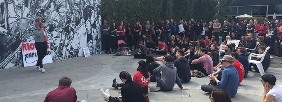 150+ Riot Games Employees Walk Out to Protest Forced Arbitration