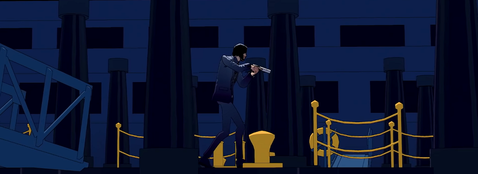 John Wick Hex is an Action Strategy Game Based on The Films