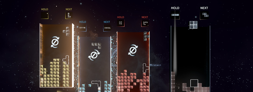 Tetris Effect: Connected is Coming to Steam PC This Summer