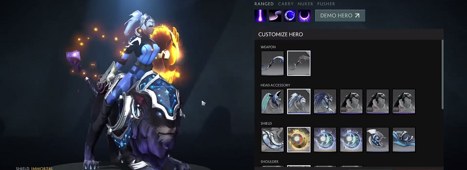 dota 2 reborn beta releases reveals significant changes gaming