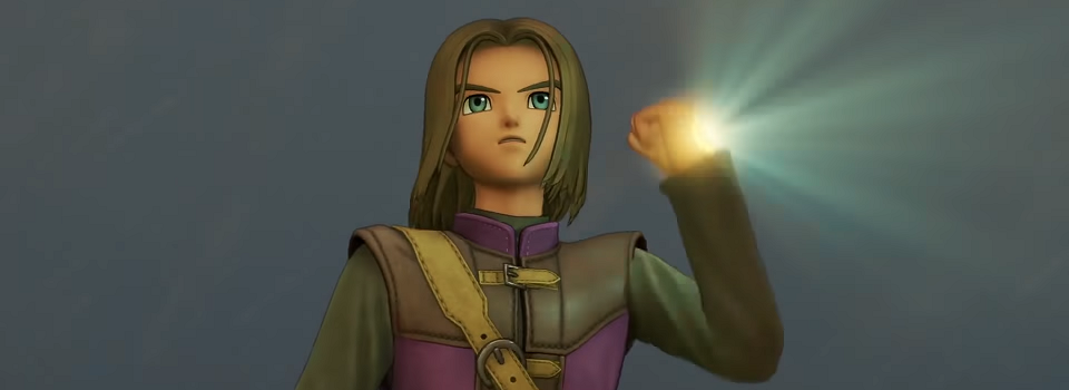 Dragon Quest XI Story Trailer Revealed, Special Edition Announced