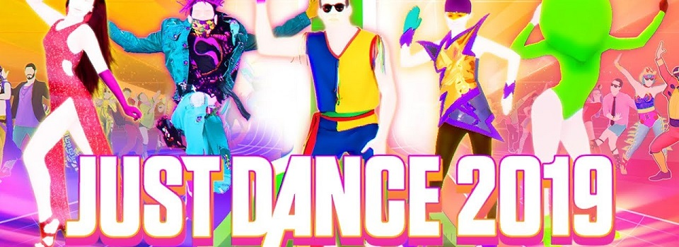 Ubisoft Announces Just Dance 2019 for Current and Previous Gen Consoles
