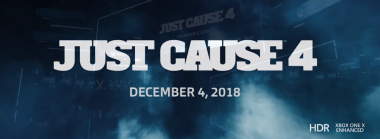 Just Cause 4 Officially Announced, Releases Dec. 2