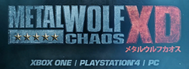 FROM Software's Metal Wolf Chaos to be Remastered