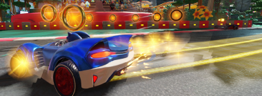 PR Manager Explains Why Sonic Drives a Car in Racing Game