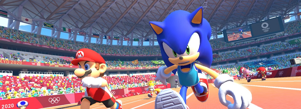 E3 2019: Sega and Nintendo Are Sporting with Mario & Sonic at the Tokyo 2020 Games