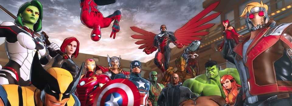 E3 2019: Marvel Ultimate Alliance 3 Looks Like a Marvel of Modern Gaming