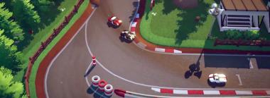 E3 2019: Squre Enix Goes Off-Track with Circuit Superstars