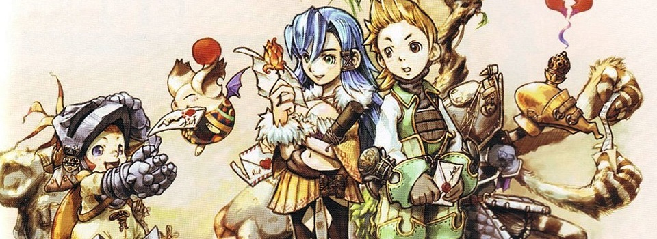 E3 2019: Final Fantasy Crystal Chronicles Coming to Mobile Devices Too