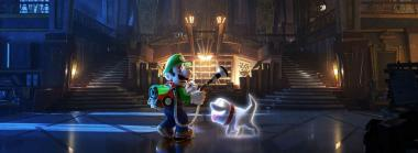 E3 2019: Nintendo Scares up Some Luigi's Mansion 3 Footage