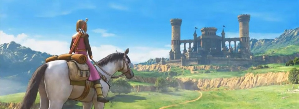 E3 2019: Dragon Quest XI S: Echos of an Elusive Age coming to the Switch