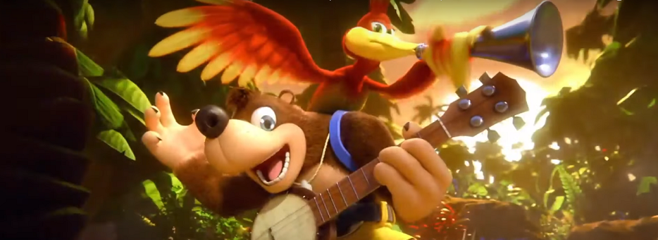 E3 2019: Banjo-Kazooie is Coming to Super Smash Bros Ultimate This Fall
