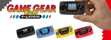 Sega Announces Game Gear Micro for its 60th Anniversary