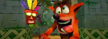 Stormy Ascent is now Free DLC for Crash Bandicoot: N. Sane Trilogy