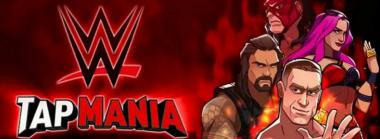 Download SEGA's WWE Tap Mania Game for iOS and Android