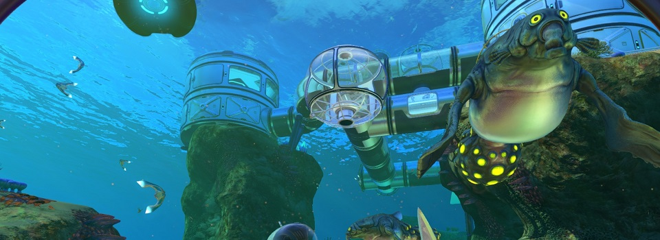 Subnautica to Release on PlayStation 4 this Fall
