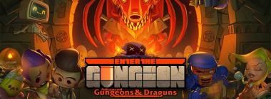 Enter the Gungeon Announces Advanced Gungeons & Draguns, their First Free Expansion