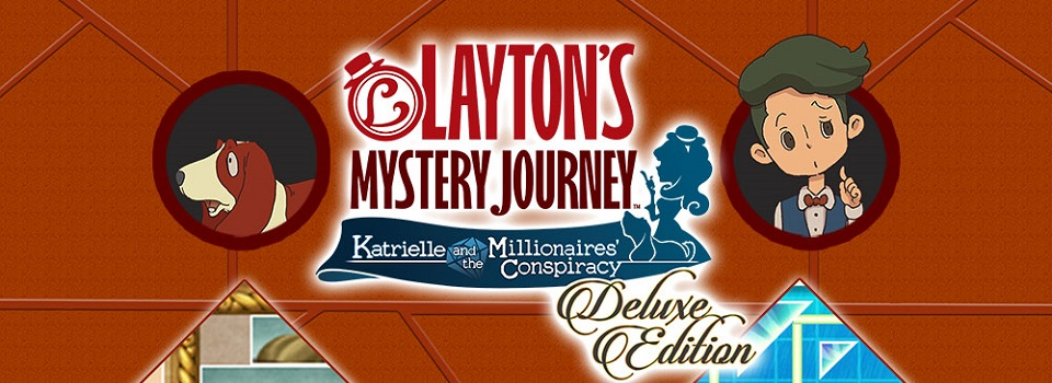 Layton's Mystery Journey: Deluxe Edition Is Coming To Nintendo Switch