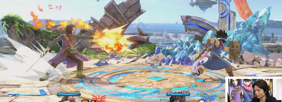 Moves, Details, More About Hero in Super Smash Bros Ultimate