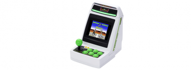 Sega Unveils the Astro City Mini, A 36-Game Mini Arcade Cabinet