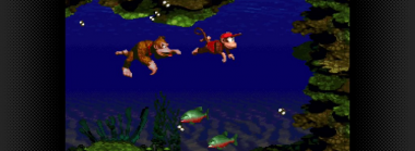 Donkey Kong Country is Coming to the Nintendo Switch SNES Library