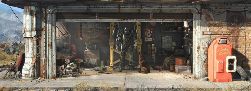 Fallout 4 GOTY Edition Announced for Next Month