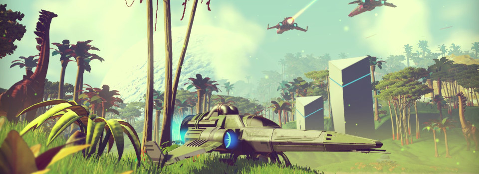 One Year Later, 'Atlas Rises' Update for No Man's Sky is Imminent