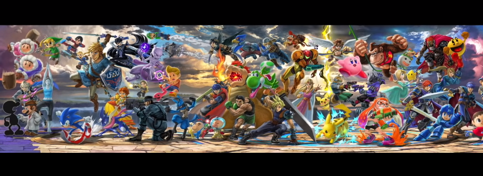Everything From the Super Smash Bros Ultimate Nintendo Direct