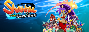 Shantae 5 is Called Shantae and the Seven Sirens