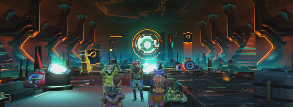 Details About No Man's Sky Beyond Update Shown Off in New Trailer
