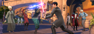 Fans Upset About The Star Wars: Journey to Batuu Sims 4 Game Pack