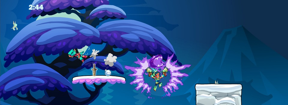 Brawlhalla Offers More Multiplayer Fun with Patch 1.17