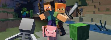 Minecraft Realms is Allowing Cross-Platform Play for PS4, Xbox One, and Mobile