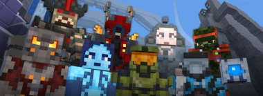 Speaking of Cross-Play: Halo Comes to the Nintendo Switch Via Minecraft