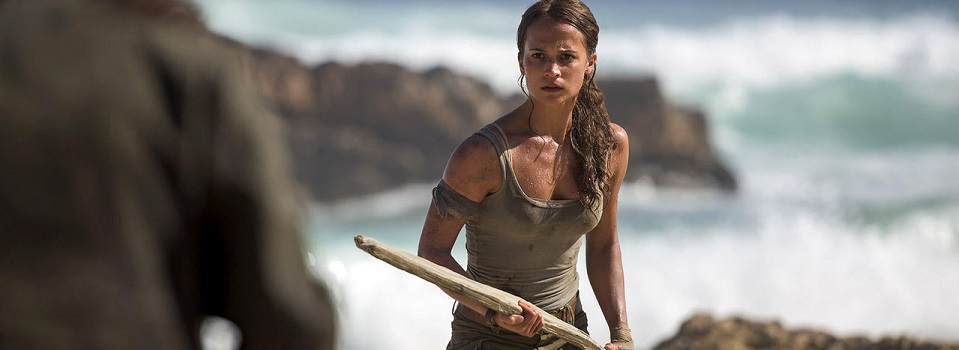 New Tomb Raider Movie Gets First Trailer