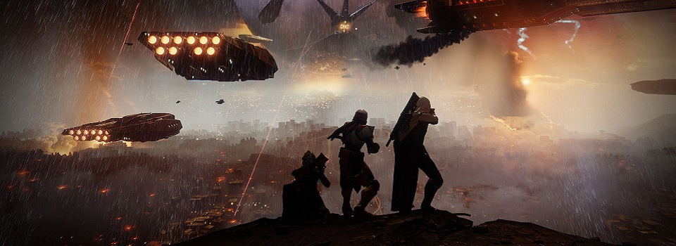 Destiny 2 Sees 1.2 Million Players Online During Opening Weekend