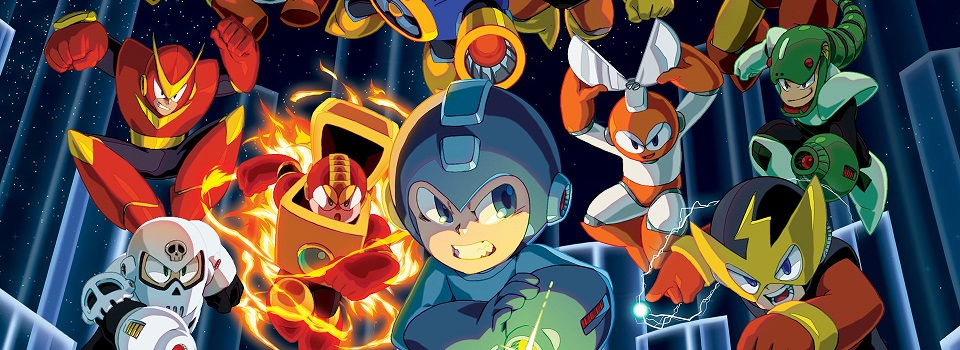 Mega Man Movie has Started Production