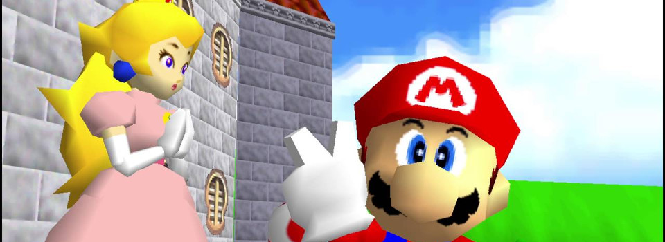 You can now Play Super Mario 64 Online for Free