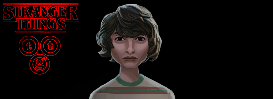 Gameplay and Concept Art of the Telltale Stranger Things Game Have Surfaced