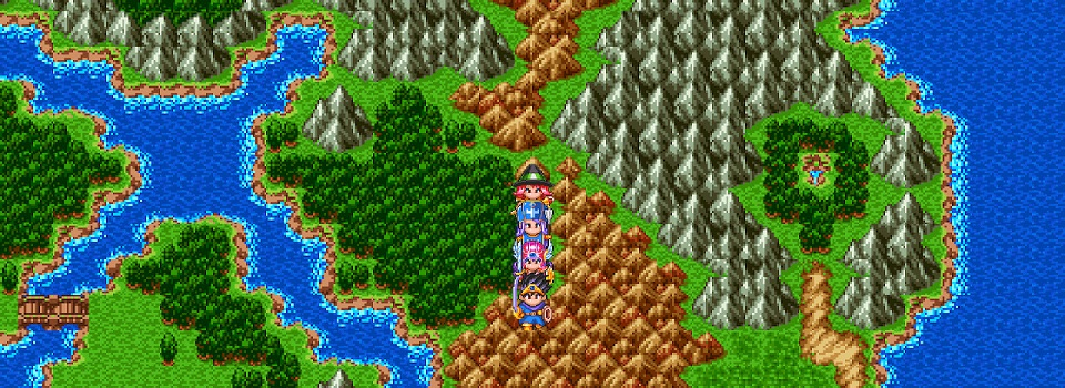 Three Classic Dragon Quest Titles to Join the Nintendo eShop