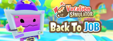 The Vacation Simulator: Back to Job Update Releases for Free on September 10