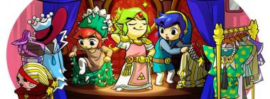 You Cannot Play Triforce Heroes with Two People, Cross-Region