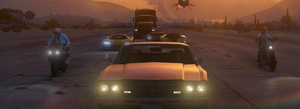 Rockstar Cracking Down on Cheaters in GTA Online
